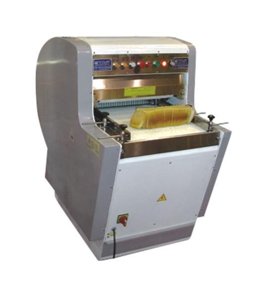 slicing bread machine